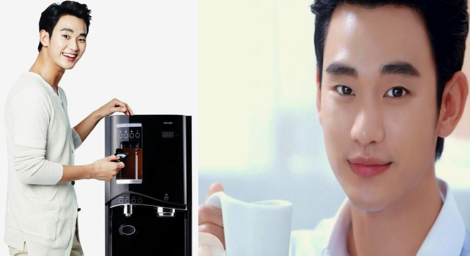 Chungho Nais Whi Caffe coffee maker and water purifier