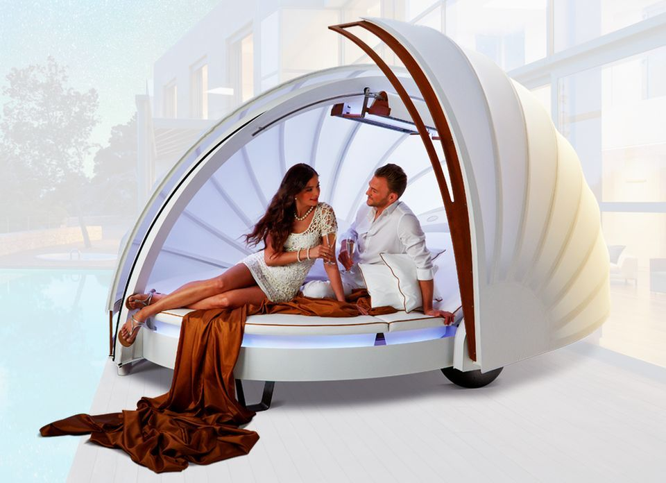 CocoOne Cocooning Lounge by Delfin Wellness