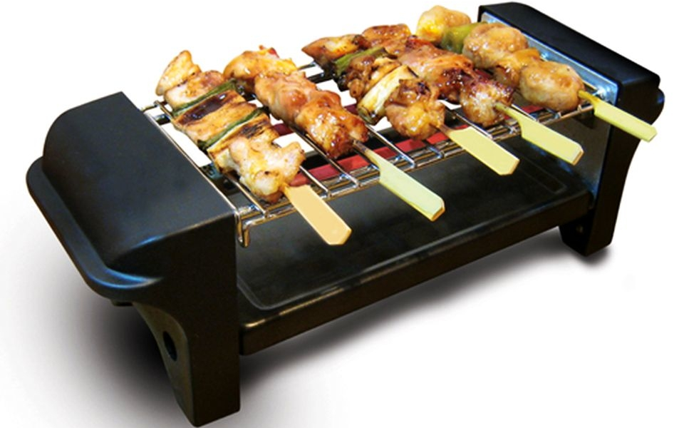Compact Grill by Peanuts Club