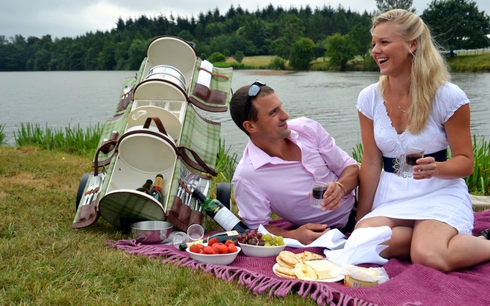 Gourmet Trotter Picnic Trolley