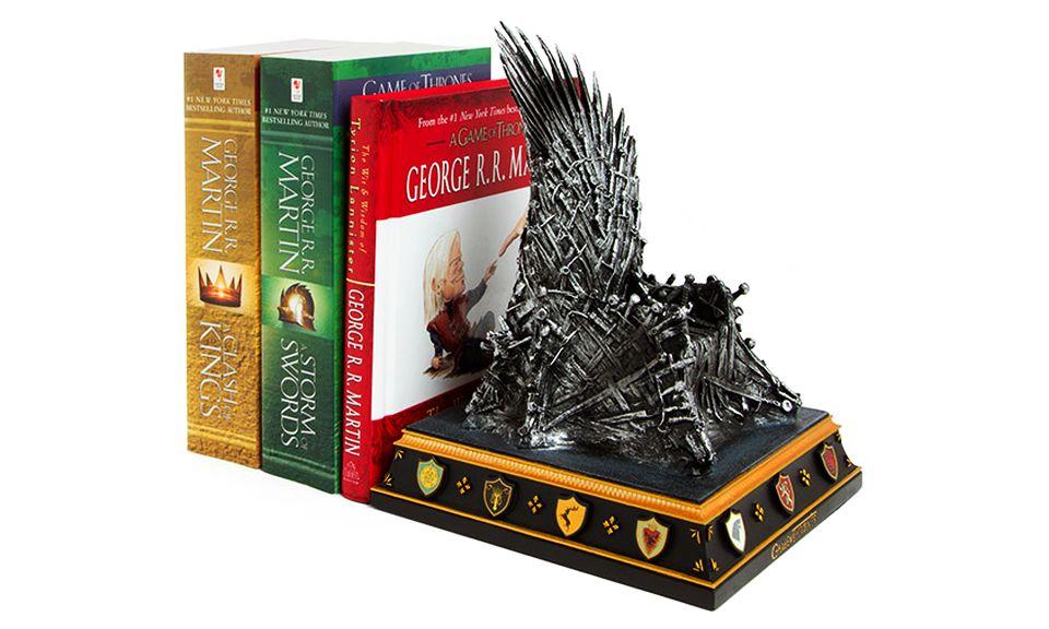 Iron Throne Bookend