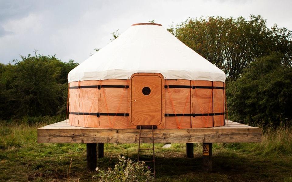 Jero Yurt by Trakke