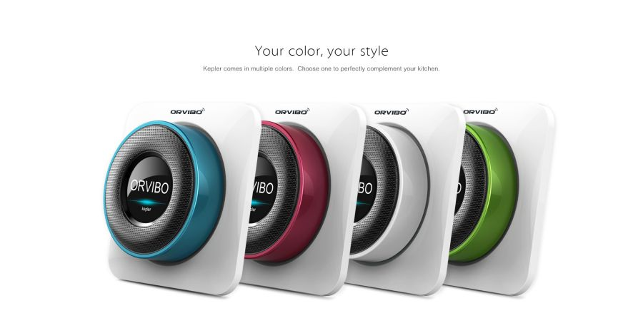 Select from different color options