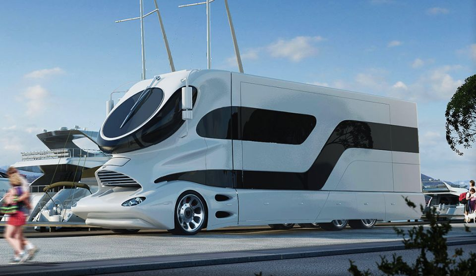 Most Expensive Motorhome