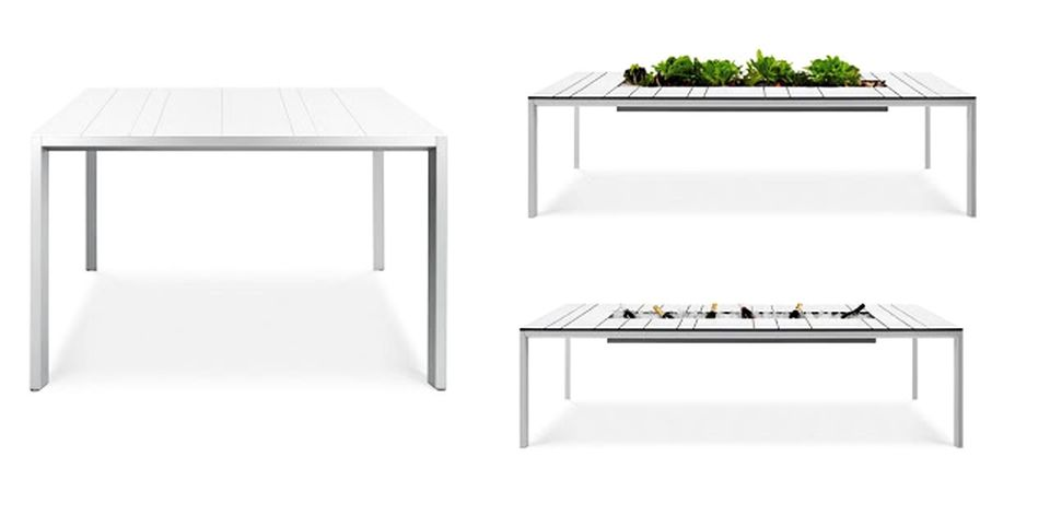 QTab01 Outdoor Table by ALL+