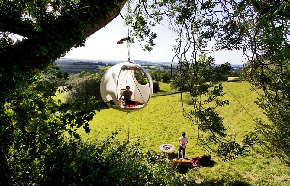 Roomoon by The Hanging Tent Company