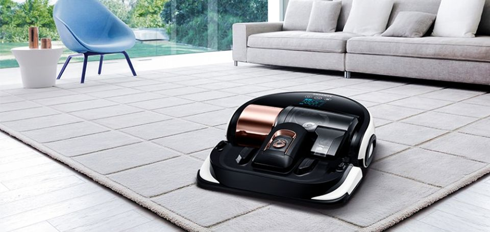 Samsung Robotic Vacuum Cleaner VR9000H