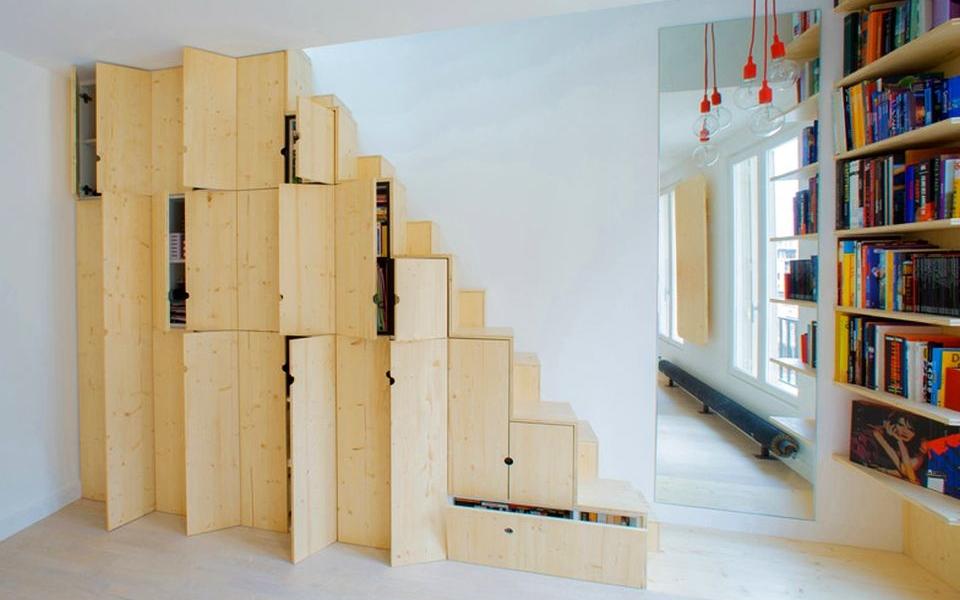 Schemaa Mini Apartment in Paris