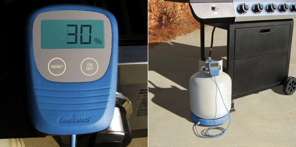 Smart Gaswatch