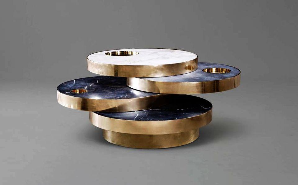Solaris Table by Lara Bohinc and Lapicida