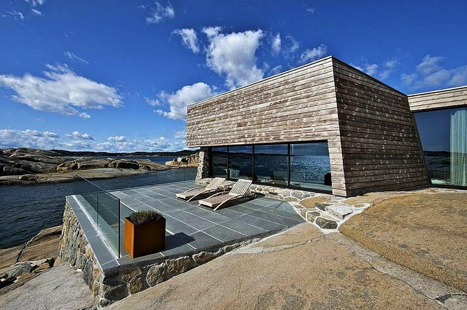 Summer House by JarmundVigsnæs Architects