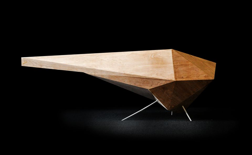 Walking Table by Emily Hayden