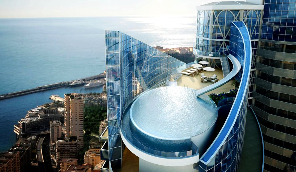 World's Most Expensive Penthouse in Odeon Tower Monaco