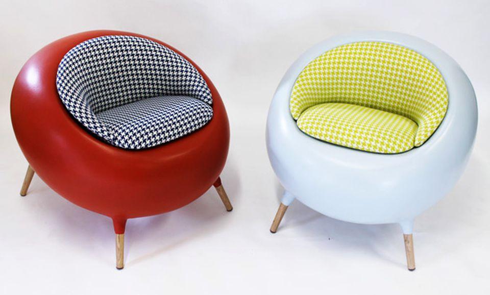 Acari Chair by Binome
