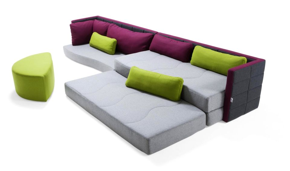 Alter Ego Sofa by Eric Gizard