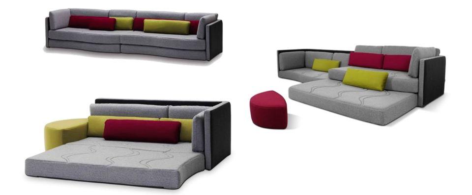 Alter Ego Sofa by Eric Gizard