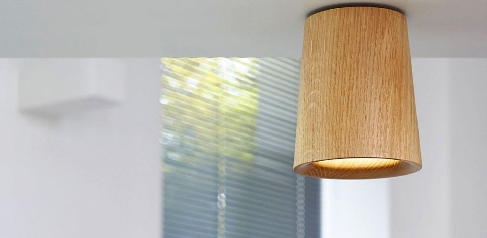Bluetooth-enabled Pendant Lamp by Terence Woodgate