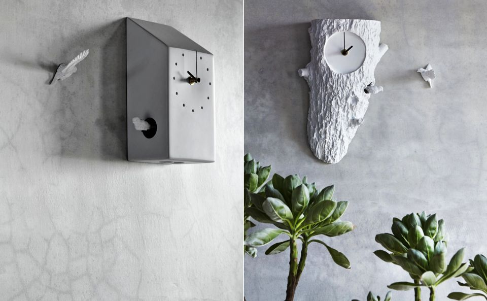 Cuckoo Clock by Haoshi Design
