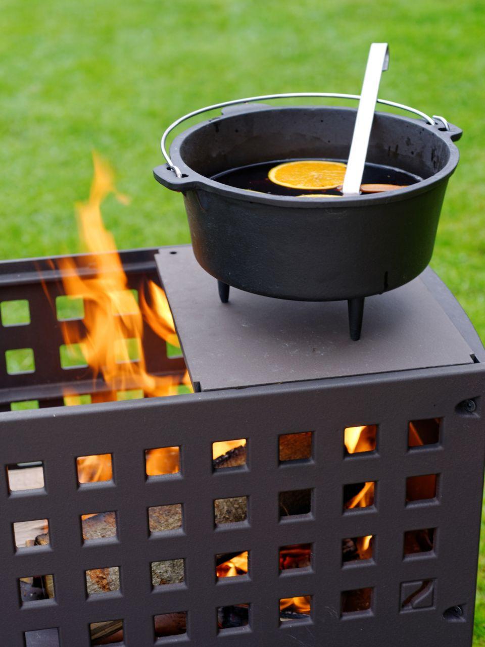 Helex OutFire Firebox