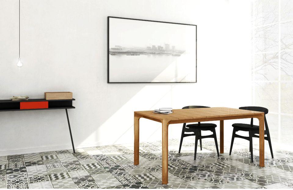 Lataula Table by CrousCalogero