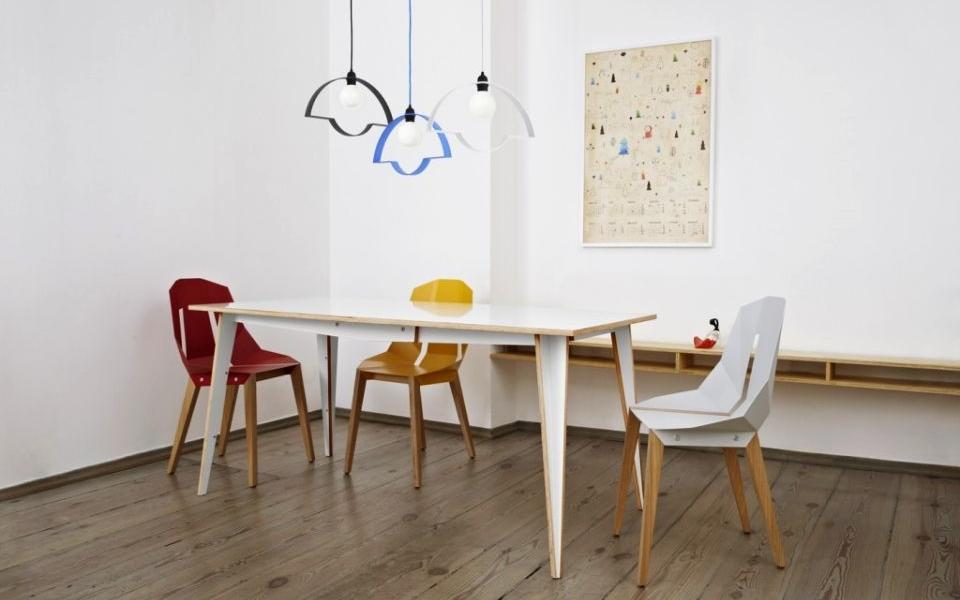Maciek Table by Tabanda