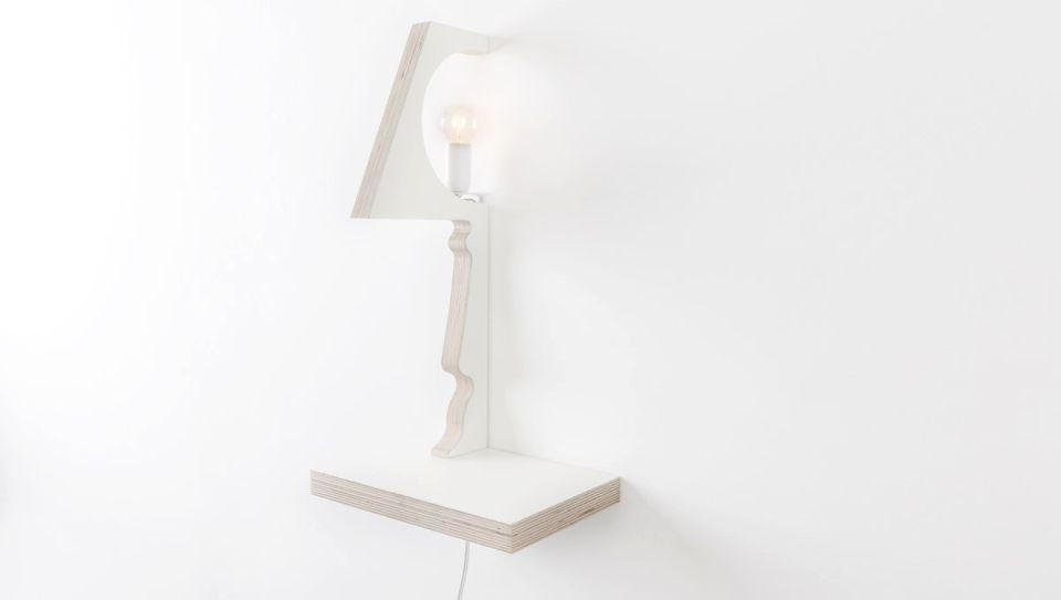 Metaluce Lamp by Francesco Glionna