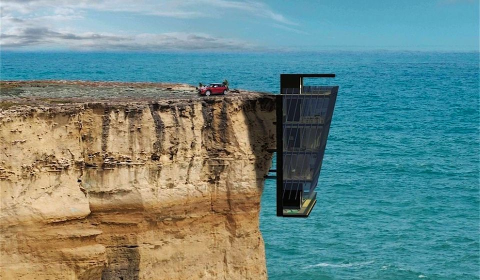 Modscape's Cliff House