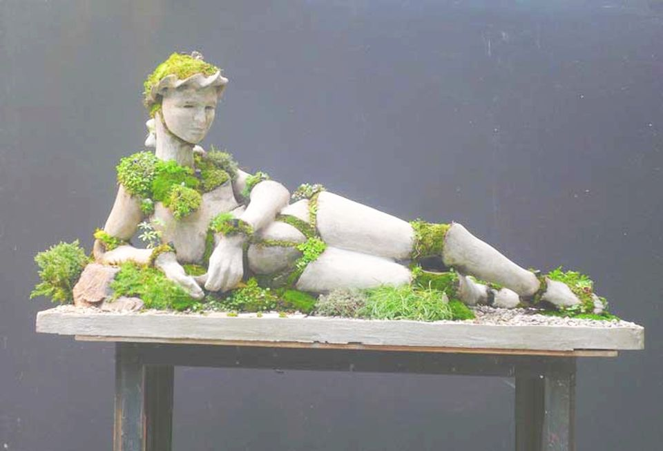 Imperial Collection Living sculptures from Opiary add green life to your garden