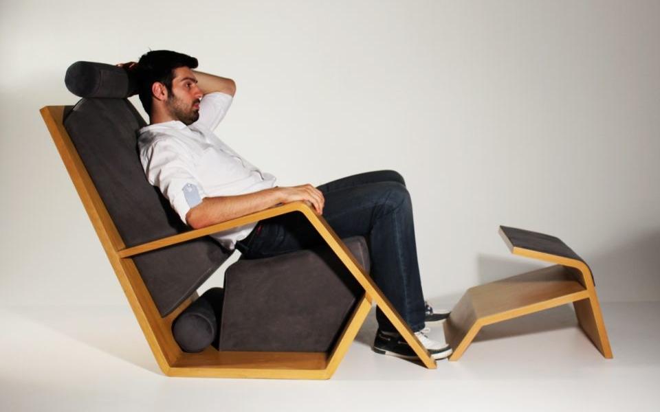 NATUR Resting Chair by Berkan Sahan