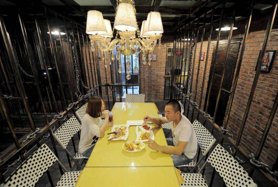 Prison-themed Restaurant_1