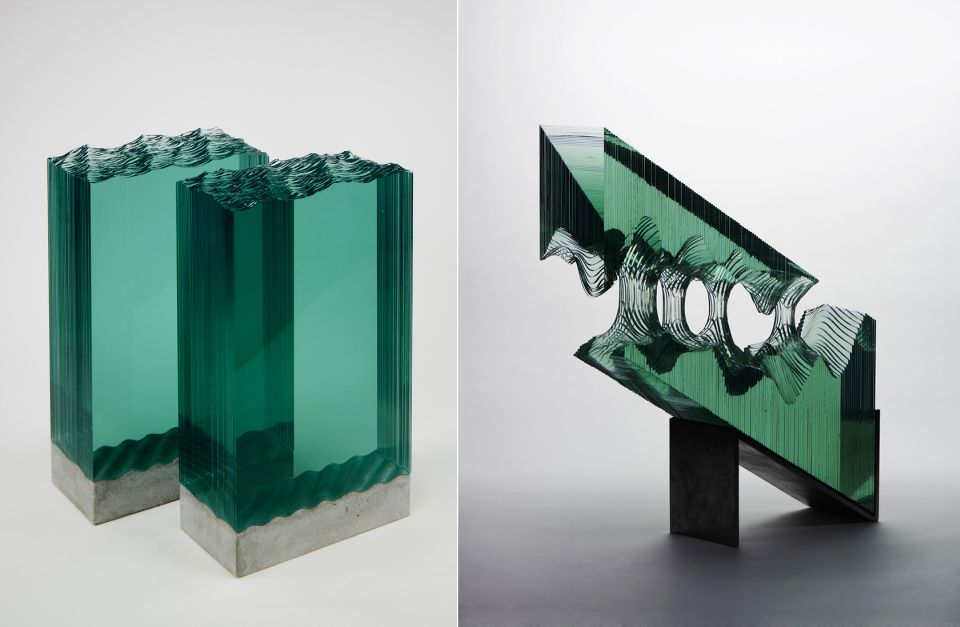Water Sculpture by Ben Young
