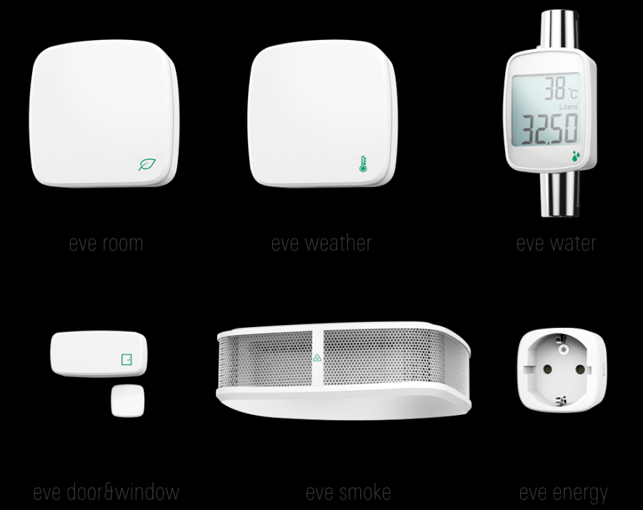 Elgato Eve Sensors