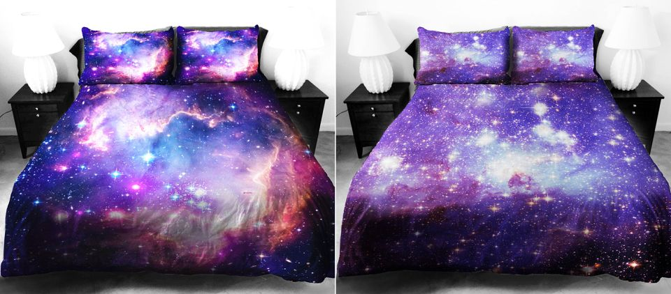 Galaxy Bedding by Jail Betray
