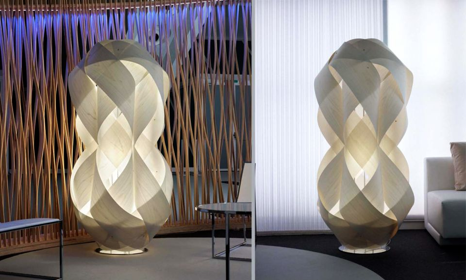 Anfora Floor Lamp