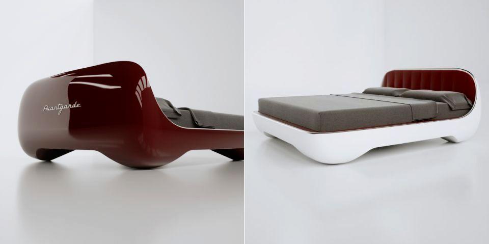 Automotive-Themed Furniture