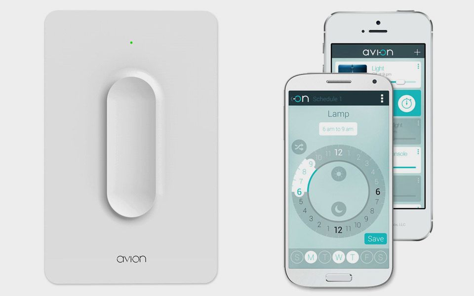 Avi-on Bluetooth Light Switches