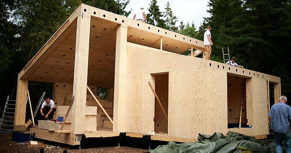 Build Sustainable House