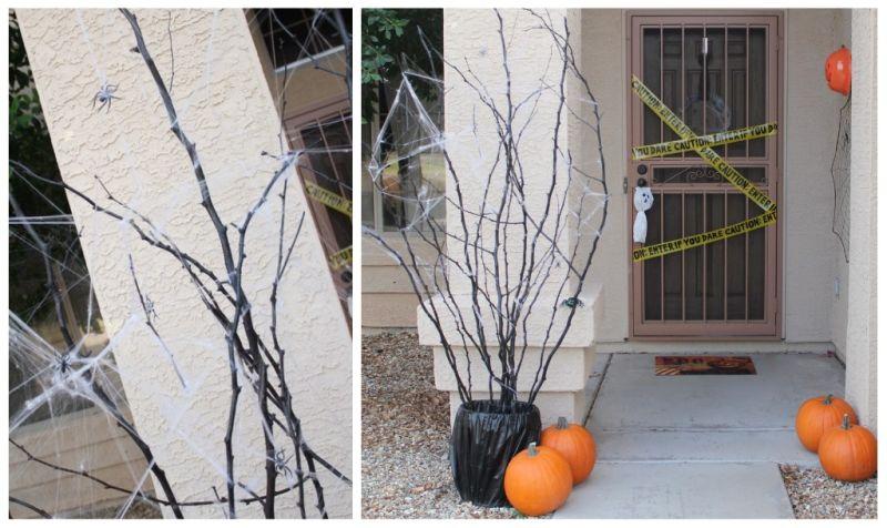 DIY-Spooky-Tree halloween