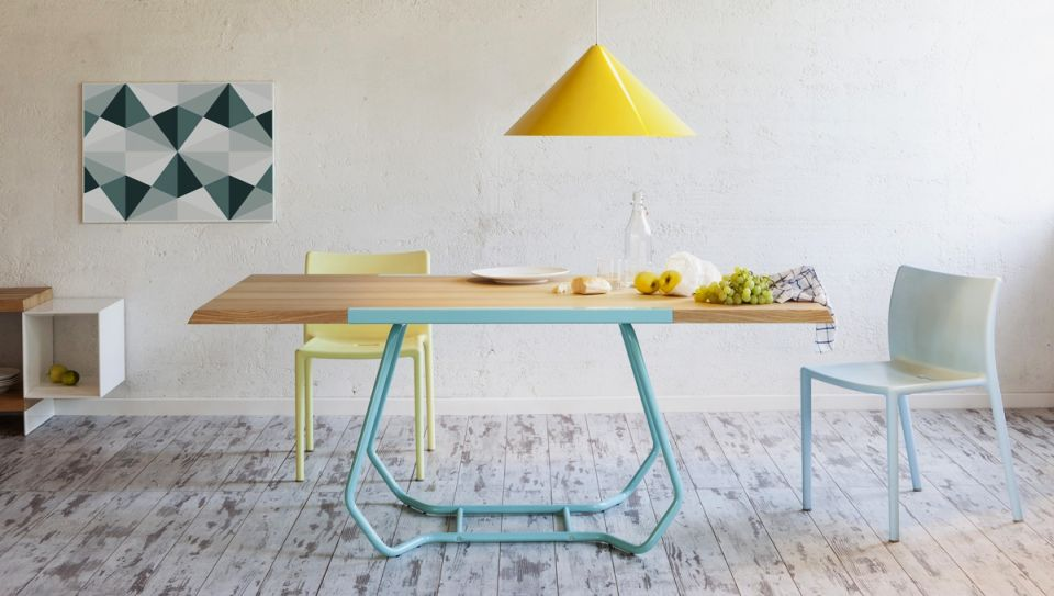 Duale Dining Table