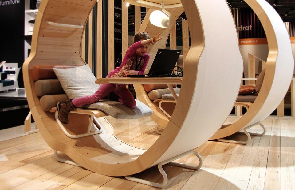 EFG Gaia Modular Workspace