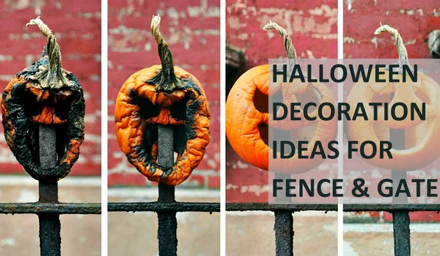 Halloween-Decoration-Ideas-For-Front-Gate-&-Fence