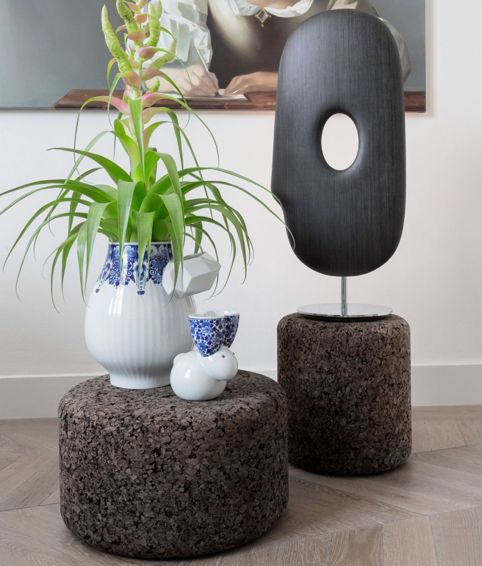 Mask Table Lamp by Moooi