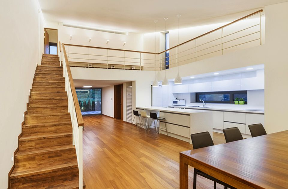 PRAUD Zinc-clad Leaning House