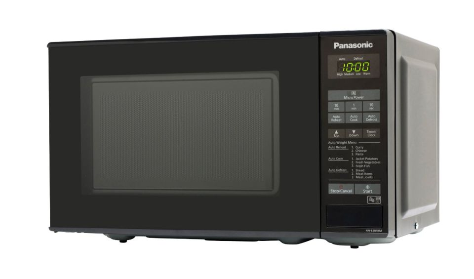 Panasonic Zero Oil Technology Powered Microwave Oven