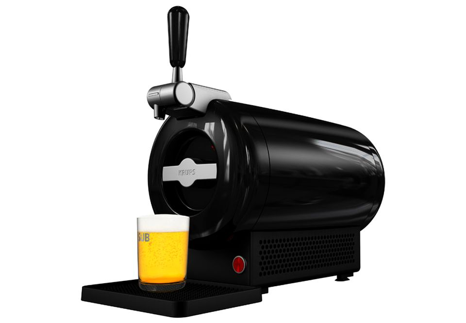 The Sub- Beer Machine by Marc Newson