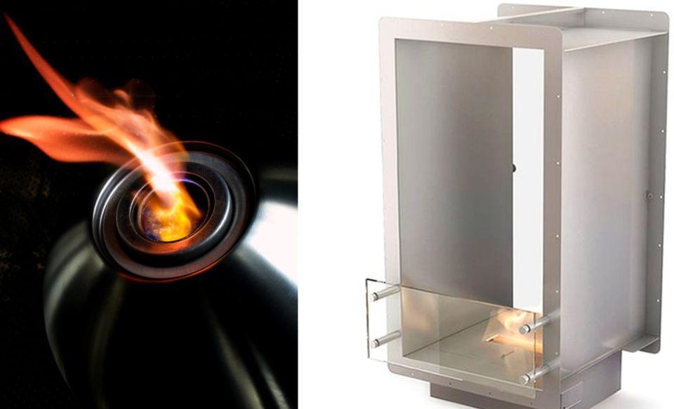 Underestimated Risks of Ethanol Fireplaces