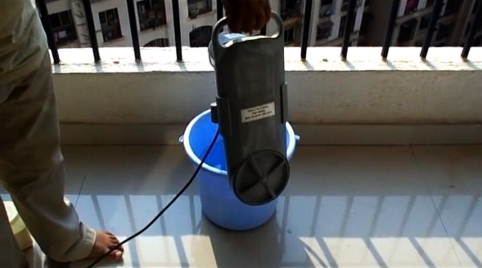 Venus Bucket-mounted Washing Machine