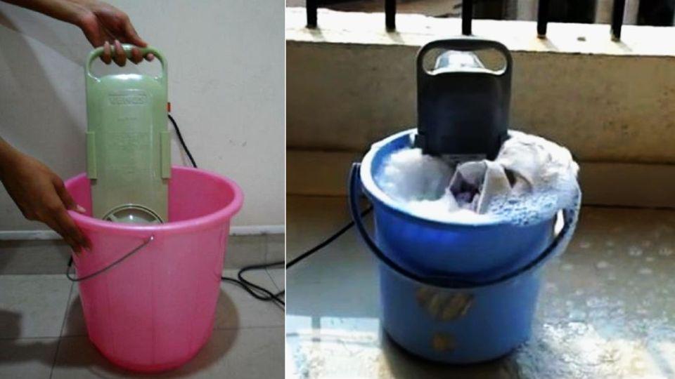 Venus Bucket-mounted Washing Machine