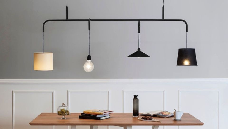 Vialattea Pendant Lamp by Formabilio