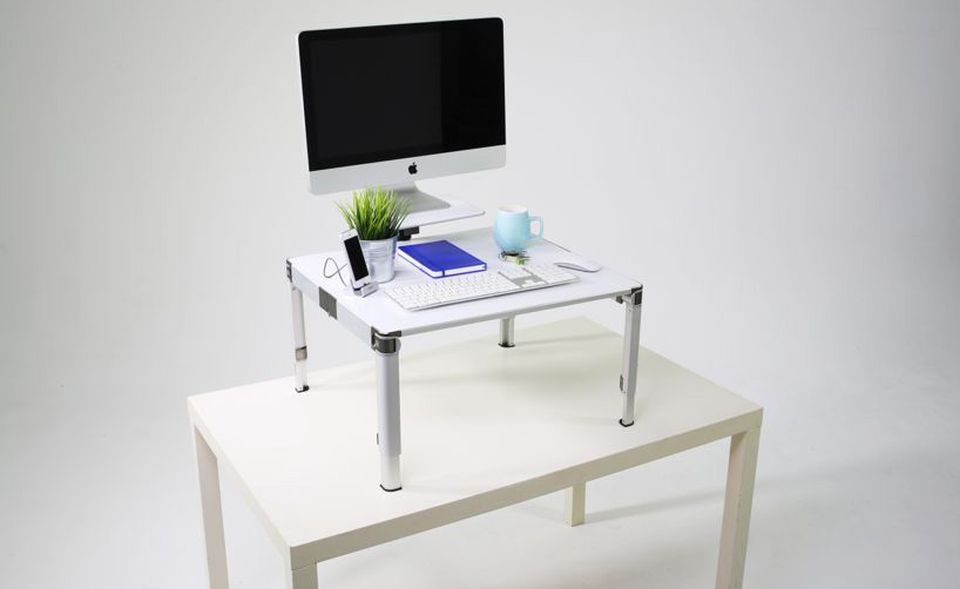 ZestDesk by Peter and James Moore